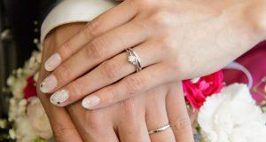 夫婦の指輪