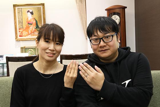 S.J様(新郎)