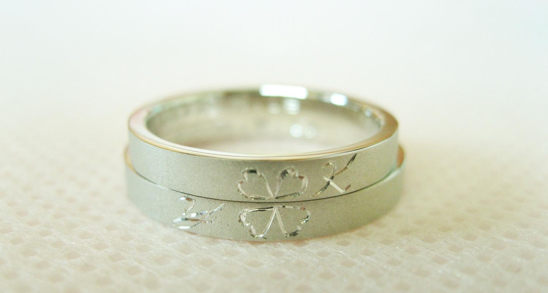 プラチナリングの結婚指輪
