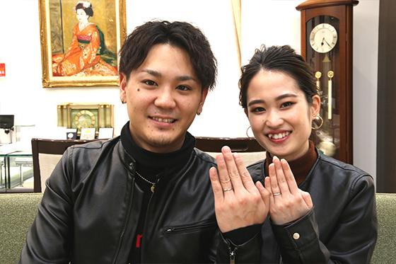 K.O様(新婦)